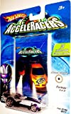 Hot Wheels AcceleRacers Silencerz #5 of 9 Carbide