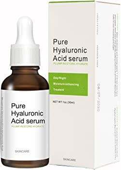 Tmozeo Pure Hyaluronic Acid Serum Bottle