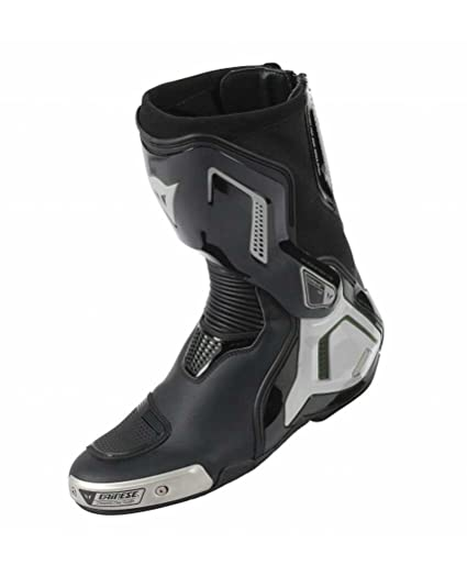 761f04f8b Amazon.com  Dainese Torque Out Air D1 Mens Motorcycle Boots Black Anthracite  46 Euro 12.5 USA  Automotive