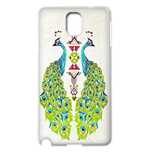 Samsung Galaxy Note 3 Cases Peacock, Doah, [White]