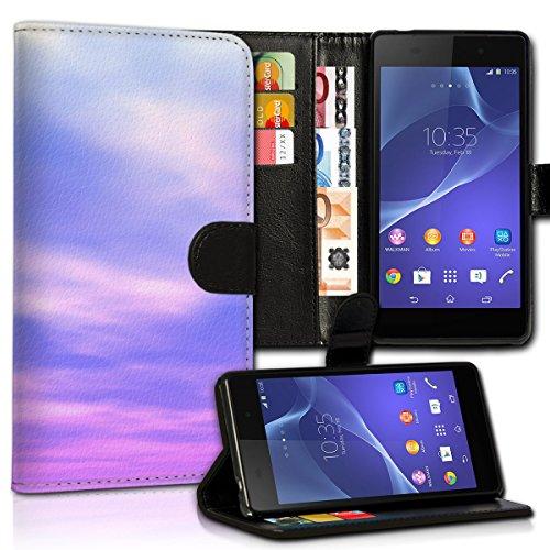 Wallet Book Style Flip Handy Tasche Case Schutz Hülle Schale Motiv Etui für Apple iPhone 5 / 5S - Design Flip MV91