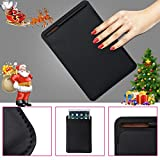 cover bag holder - NXLFH iPad Pro 10.5 Sleeve Case,Portable Elegant Ultra Slim PU Leather Protective Cover Case Bag with Apple Pencil Stylus Slot Holder for Apple IPad Pro 10.5 Inch