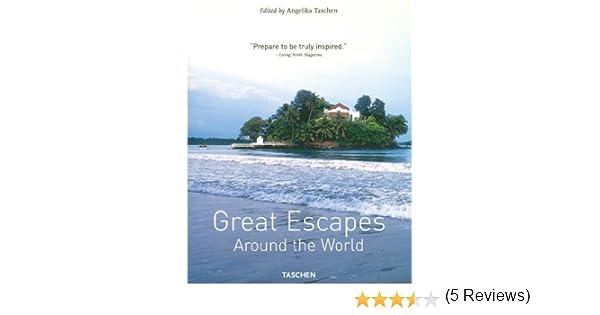 Great escapes around the world-trilingue - ju Idioma Inglés JUMBO: Amazon.es: Taschen, Angelika: Libros en idiomas extranjeros