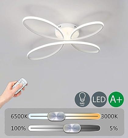 Xiao Yun ☞ ® Lámpara de Techo Creativa Lámpara LED Moderna ...