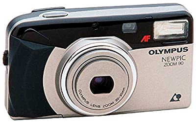 Olympus Newpic Zoom 90 APS Camera by Olympus