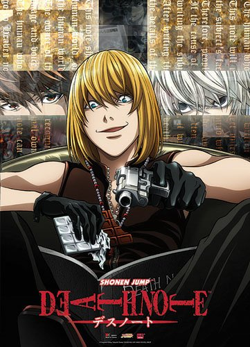 Great Eastern Entertainment Death Note Mello Wall Scroll, 33 by 44-Inch