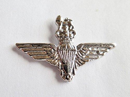 Ailes Regiment Badge Armée nbsp; Casquette Épingle Britannique 1000 Flags Parachute Nickel À qRB0H