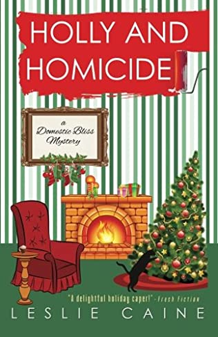 book cover of Holly and Homicide