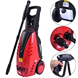 2000 PSI Pressure Washer - Gracelove Details about Heavy Duty 2030PSI Electric High Pressure Washer 2000W 1.76GPM Jet Sprayer (Red)