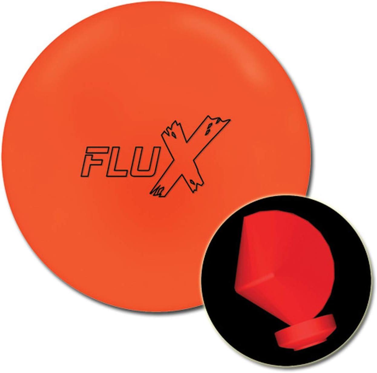 Orange Pearl 15lbs 900 Global Flux Pearl Bowling Ball