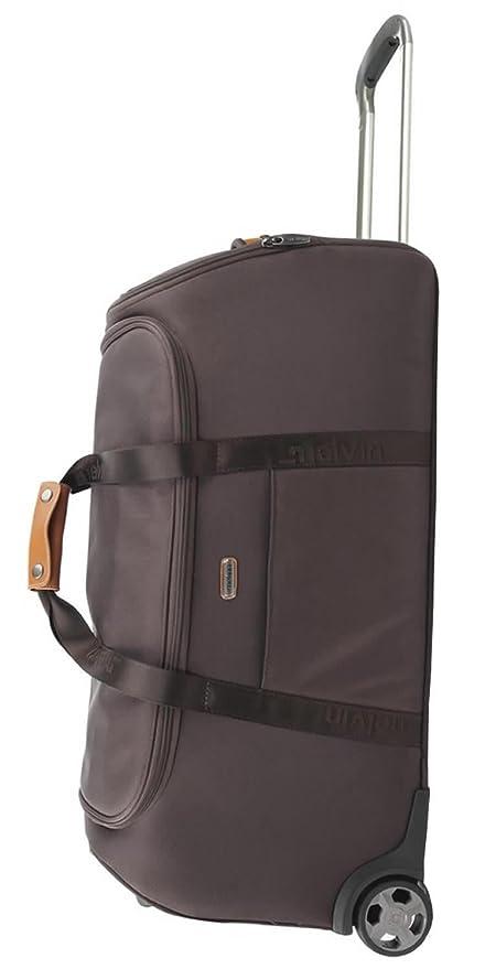 63c6d9a7e524 Melvin Xtra Lite 71.5cm Designer Travel Duffle Bag with Wheels Large 59l    Lightweight Big