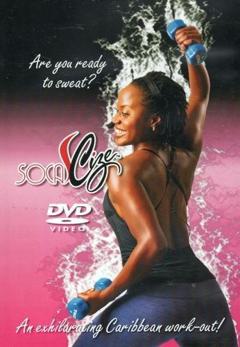 Socacize DVD - An Exhilarating Caribbean Workout by Socacize
