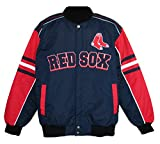 Boston Red Sox G-III Apparel Adult Size Large Jacket - Team Colors