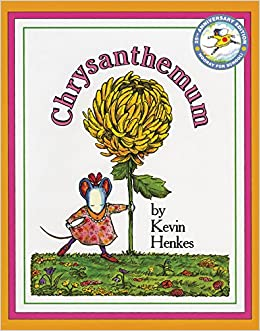 Image result for chrysanthemum book