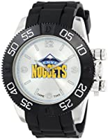 Game Time Men's NBA-BEA-DEN Beast Watch - Denver Nuggets by Game Time
