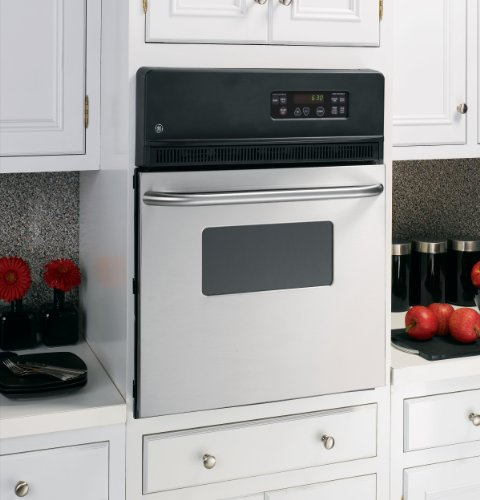 24 black wall oven - 6