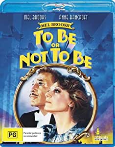 To Be Or Not To Be [Region B]