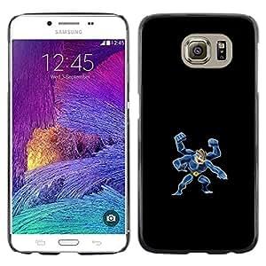 Stuss Case / Funda Carcasa protectora - Machamp P0kemon - Samsung Galaxy S6