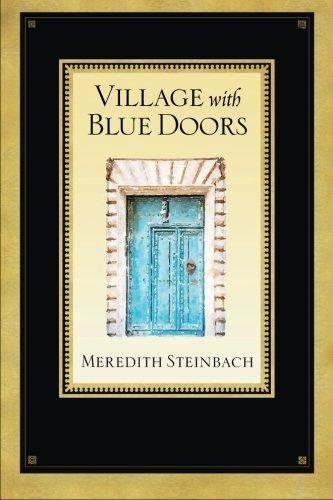 Remington Doors - Village with Blue Doors