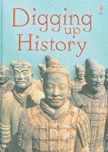 Digging Up History (Usborne Beginners)
