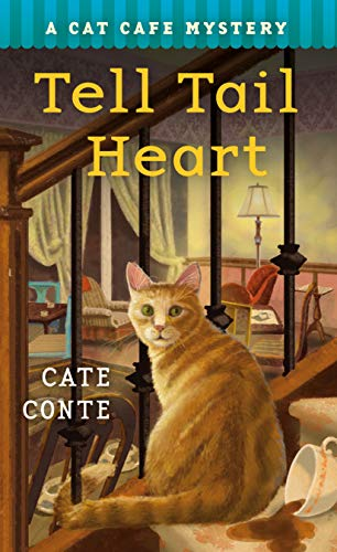 - The Tell Tail Heart: A Cat Cafe Mystery (Cat Cafe Mystery Series Book 3)