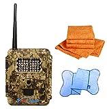 Spartan HD GoCam (U.S. Cellular Version, Model#GC-USCi) 3G Wireless, Infrared; Bundled with UTowels Edgeless Microfiber Towels