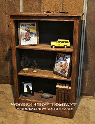Custom Concealed Gun Storage Bookcase