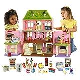Fisher-Price Loving FamilyTM Grand Dollhouse Super Set (African-American Family), Baby & Kids Zone