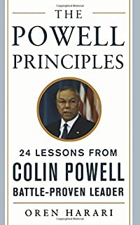 colin powell leadership traits