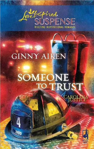 book cover of Someone to Trust
