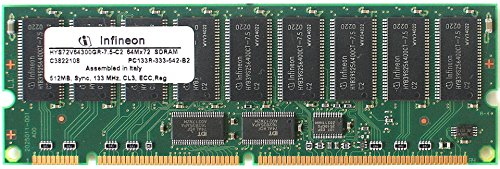 (HYS72V64300GR-7.5-C2 64Mx72 SDRAM 512MB SYNC 133MHz CL3 ECC REG )