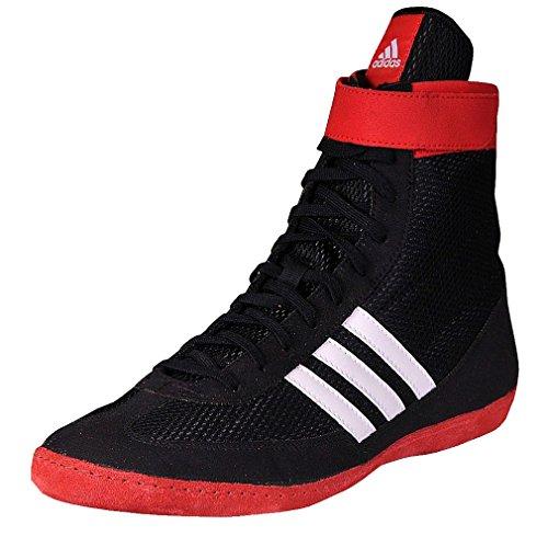 Adidas Combat Speed 4 IV Wrestling Schuhe Ringerschuhe Ringen Schwarz