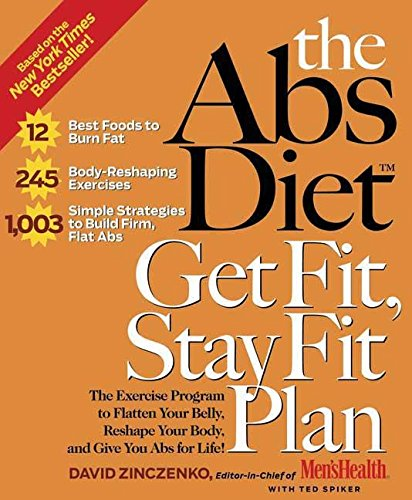 The Abs Diet Get Fit, Stay Fit Plan -