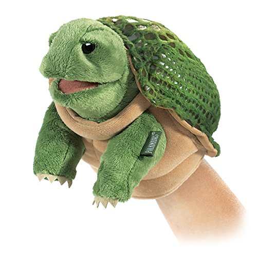 Folkmanis Little Turtle Hand Puppet