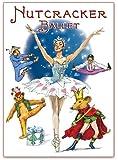 Nutcracker Ballet Playing Cards