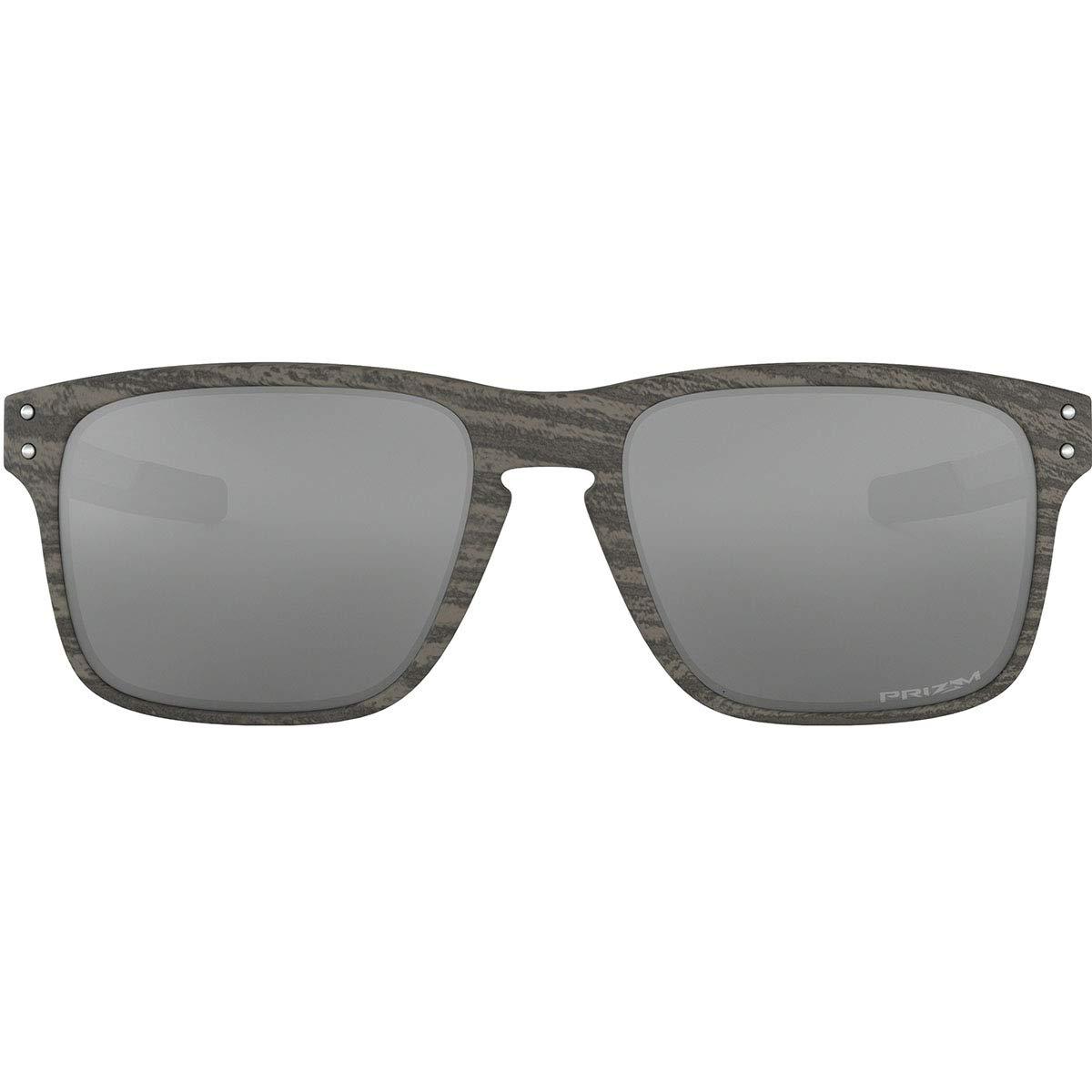 OAKLEY Holbrook Mix 938404 Gafas de sol, Woodgrain, 57 para Hombre