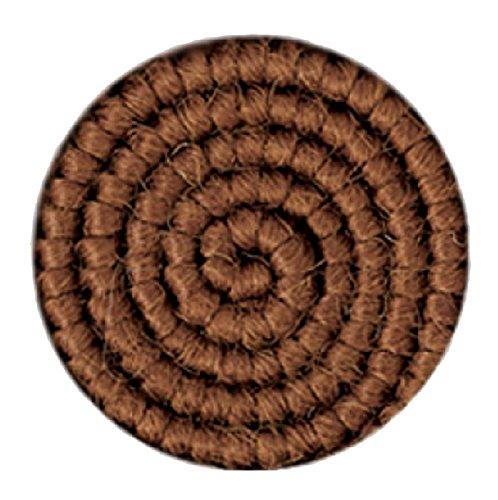 Light Brown Crepe Hair -