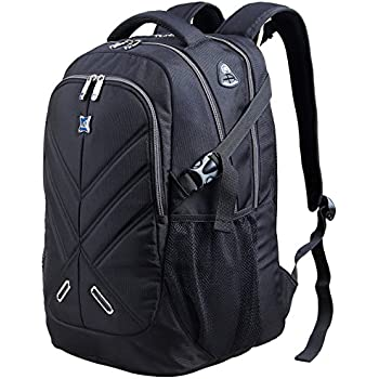 Amazon.com: Backpack for Laptops Shockproof Travel Bag schoolbag ...