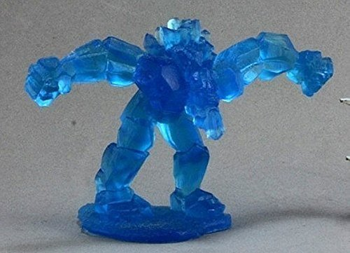 Golem Miniatures - Bones Crystal Golem Miniature Reaper