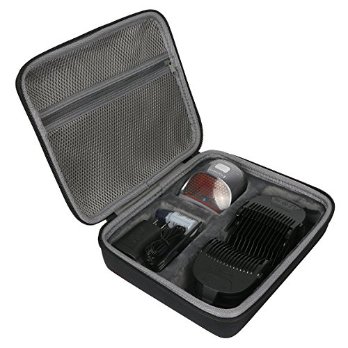 Price comparison product image Hard Travel Case for Remington HC4250 Shortcut Pro Self-Haircut Kit by co2CREA