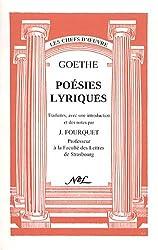 Poesies Lyriques