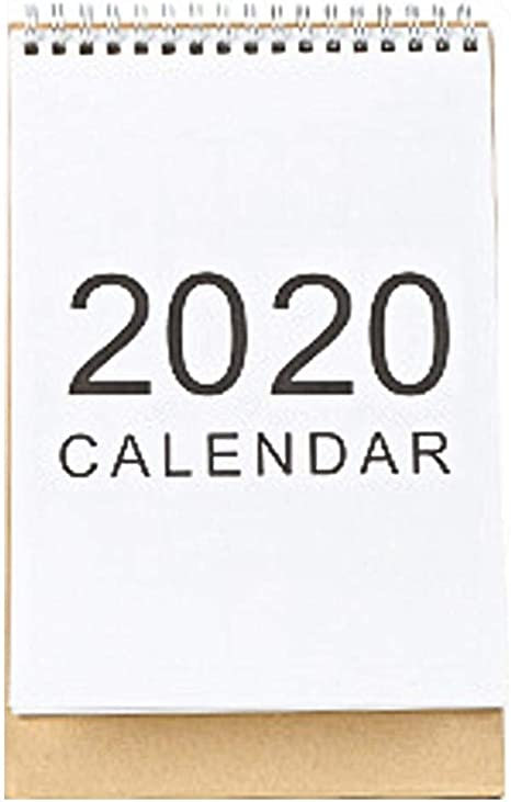 Calendario de Mesa 2020, Everpertuk Creative 2020 Table Calendar ...