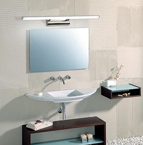Make-up Badezimmer Bad Lampe Wand Lampe vorne LED-Spiegel ...