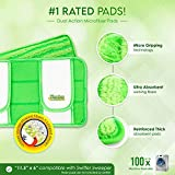 Reusable Pads Compatible with Swiffer Sweeper Mops