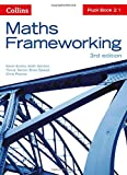 Maths Frameworking - Pupil Book 2. 1, Kevin Evans and Keith Gordon, 0007537743