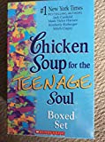 chicken soup for the soul box set - Chicken Soup for the TEENAGE Soul - 4 books - Boxed Set (I -IV)