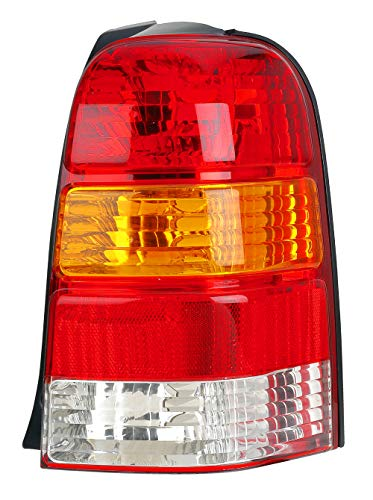 For 2001 2002 2003 2004 2005 2006 2007 Ford Escape/Hev/Hybrid Rear Tail Light Taillamp Assembly Passenger Right Side Replacement FO2819102