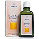 Weleda Huile de Massage Vergetures Lot de 2