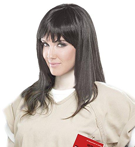 tume Wig Alex Vause Wig Alex Vause Costume ()
