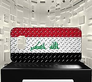 Funda Carcasa para Galaxy S7 Bandera IRAK 05